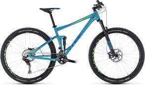 Buy Cube Stereo 120 Race 29er Mountain Bike 2018 Trail Full