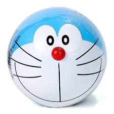 Lotte Doraemon kẹo gum hương cam