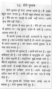 essay on my book in hindi