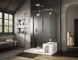 ... Charming Bathroom And Shower Decoration With Various Shower Shelf Design  Ideas : Cool Picture Of Modern ...