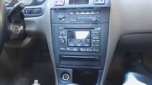 1995 1999 nissan maxima radio removal 1995 1999 nissan maxima radio removal