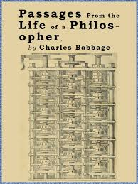 By Passages Philosopher; A Babbage; From The Life Of Charles wF6Pw