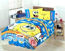 spongebob comforter set bedding set bedding set toddler bed set crib bedding set full size bed spongebob comforter set