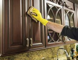 How to Clean Mold in Kitchen Cabinets