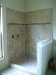tile shower stall ceramic ideas look kits small designs