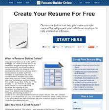 Resume Builder Online Magnificent Resume Builder Online Alternatives And Similar Software