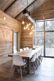 Chalet Design Contemporain Home Decor Style Chalet Home Decor Styles Chalet Design