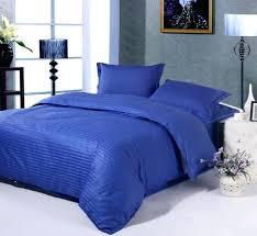 royal blue bedding set 100 cotton bed sheets quilt duvet cover bed in a bag sheet