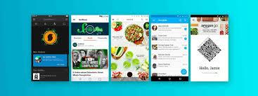 Top Web App Designs Top 10 Mobile App Ui Designs Of February 2018 Proto Io