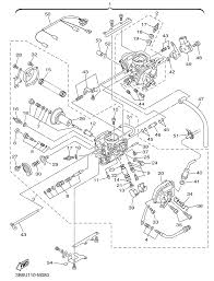 2013 yamaha v star 650 custom xvs65db carburetor parts best oem carburetor parts diagram for 2013 v star 650 custom xvs65db motorcycles