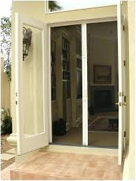 retractable screen doors retractable screen door doors at the best home improvement canada retractable retractable screen doors