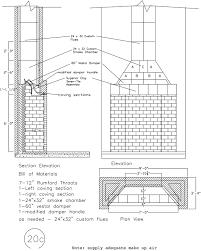 seven foot rumford plan