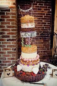 Cake Love A Giganotosaurus Homemade Wedding Cake Of Pork Pies And