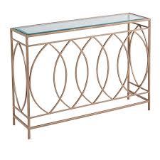 gold console table. Olivia Console Table (Gold) Gold E