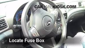 interior fuse box location 2009 2013 subaru forester 2009 interior fuse box location 2009 2013 subaru forester