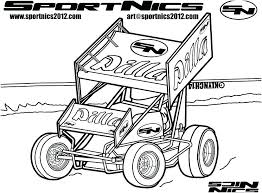 Race Car Color Pages Race Car Color Pages Coloring Pages Pic Race