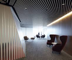 cool office design. Cool Office Design - The Worlds Best Interiors No.9 Macquarie Bank, London, Ropemaker News Business