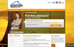 Web Design Office Cool Loan Officer Website Design Loan Officer Web Site Templates And