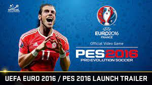 Official] UEFA EURO 2016/PES 2016 Launch Trailer - YouTube