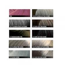 28 Albums Of Metallic Gray Hair Color Chart Explore
