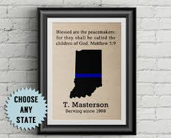 police officer gifts gifts for police officers law enforcement retirement gift thin blue line gifts