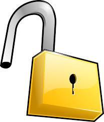 door lock and key cartoon. Open Access Clip Art. Door Lock And Key Cartoon