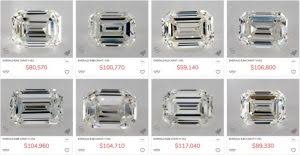 The 5 Carat Emerald Cut Buying Guide Color And Clarity Grades