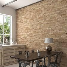 michigan ocre rustic brick effect tiles