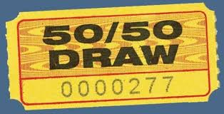 Image result for pics of 50/50 draw