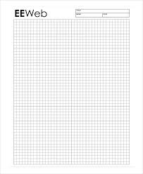 Printable Graph Paper Templates 10 Free Samples Examples