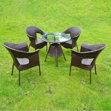 modern garden furniture sets s