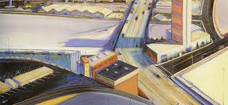 wayne thiebaud cityscapes