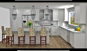 Recessed Lighting Placement In Kitchen?
