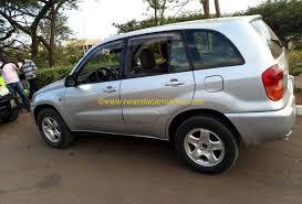Rwanda Car Market » Toyota RAV4 '2001