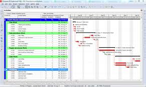 Usmanarshad161 I Will Do Project Scheduling And Create Gantt Chart Using Primavera P6 For 5 On Www Fiverr Com