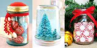 Mason Jar Decorations For Christmas mason jar christmas gift crafts find craft ideas 58