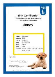 dog birth certificates dog birth certificates example dog birth certificate monpence