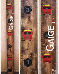 Kids Childrens Baby Growth Chart Measure Ruler Home Decor