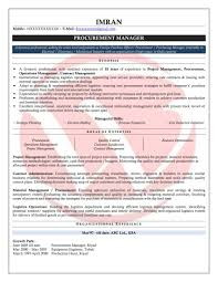 Resume Samples For Experienced Purchase Engineer Valid Purchase