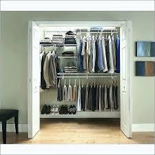 easy track closet kit easy track closet kit for bedroom ideas of modern house unique organizer easy track closet kit