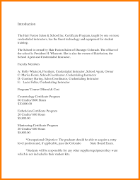 Wonderful Resume Objective For Cosmetology Student Ideas Entry