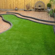 fake grass. Fine Grass Fake Grass  Natural Look Garden In F