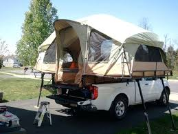 Amazing Pickup Truck Tent Camper End For A Pop Up Shell Ten – proua.info