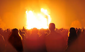 Image result for bonfire guy fawkes
