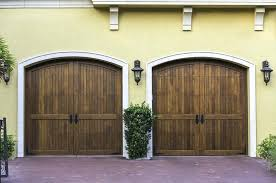 arched garage doors carriage house