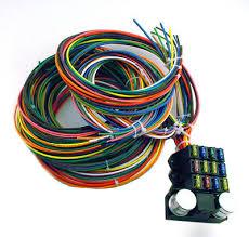 21 circuit rebel wiring harness pt 8870 universal street rod rat rod rebel wiring harness 14 circuit rebel wiring harness (pt 8869) universal street rod rat rod usa