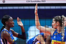 L'Italia ai quarti di finale degli Europei volley donne: battuto 3-1 il  Belgio