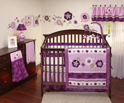 large size of multipurpose baby girls all home designs also image purple baby bedding crib