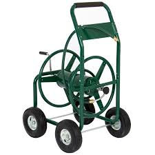 garden hose reel cart. 4 Wheel Hose Reel Cart Garden Yard Lawn Water Outdoor Storage Home Organic Tools - Buy Cart,Water Cart,Tool Product On Alibaba.com R