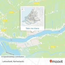 Gemeente lekkerkerk rond 1860, door j. How To Get To Lekkerkerk In Nederlek By Bus Metro Train Or Ferry Moovit